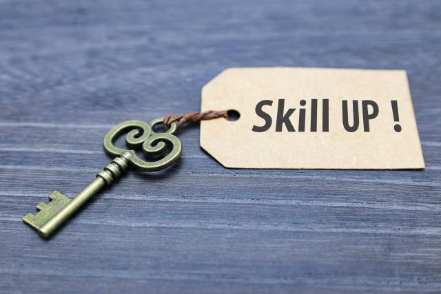 スキル管理とスキルアップの鍵