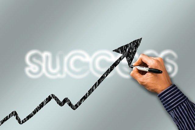成功への上昇
