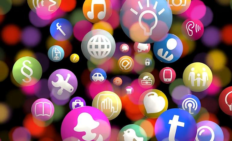 アプリ制作会社の主な種類 イメージ画像