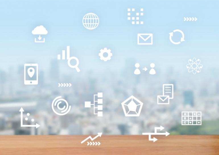 CRMの顧客データの種類 イメージ画像