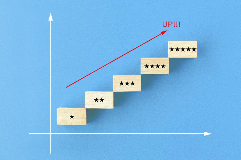 顧客満足度(CS)とNPSとの違いとは? イメージ画像