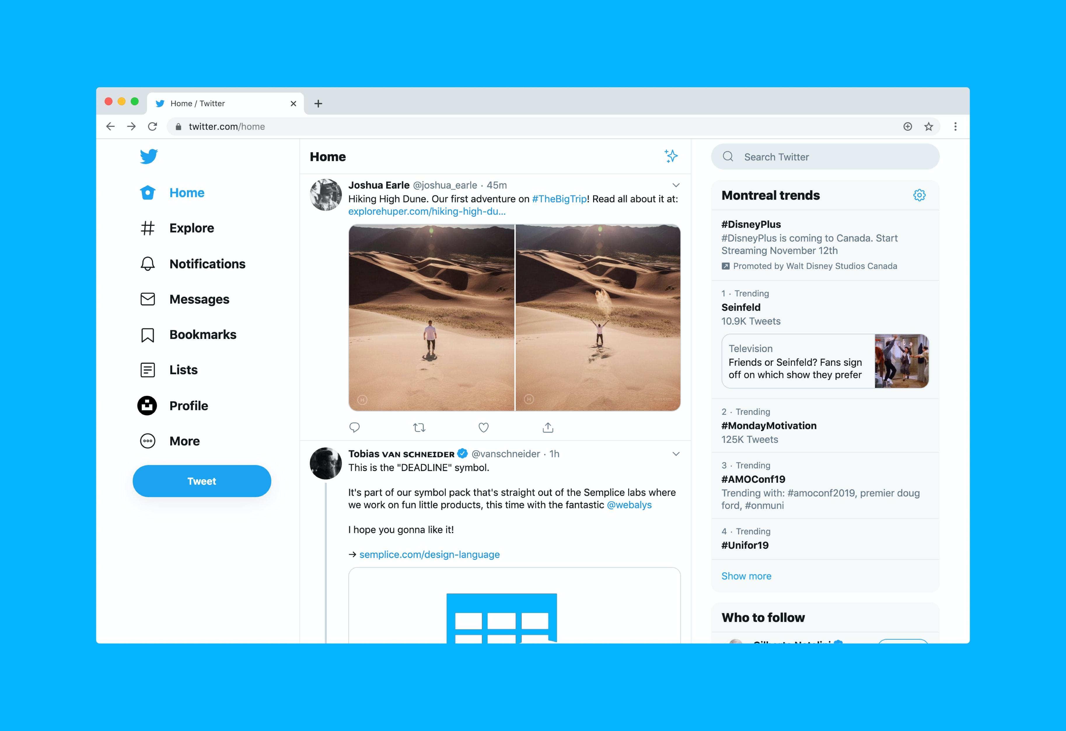Twitterマーケティング-Twitter広告の特徴 イメージ画像
