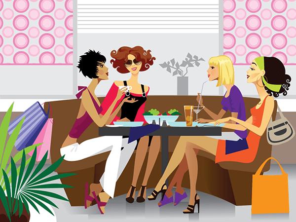 集客効果と売上をアップさせるポイントは女性!?女性の集客について考えてみる アイキャッチ画像