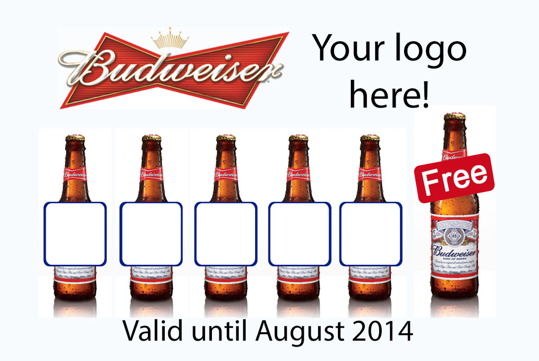 Beer-Stamp-Card