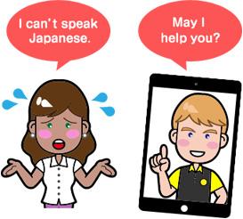 4ヶ国語対応コールセンター