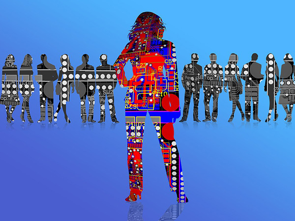 ファッション×AI(人工知能)はどう変わるのか?実用例をご紹介 アイキャッチ画像