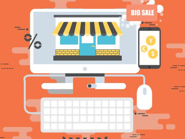 業務の効率化アップ!店舗向けのシステム開発について。 アイキャッチ画像